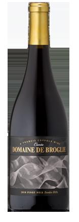 Pinot Noir Dundee Hills Cuvée Bottle