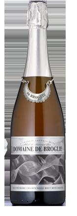Brut Rosé Block H | Pommard Clone bottle
