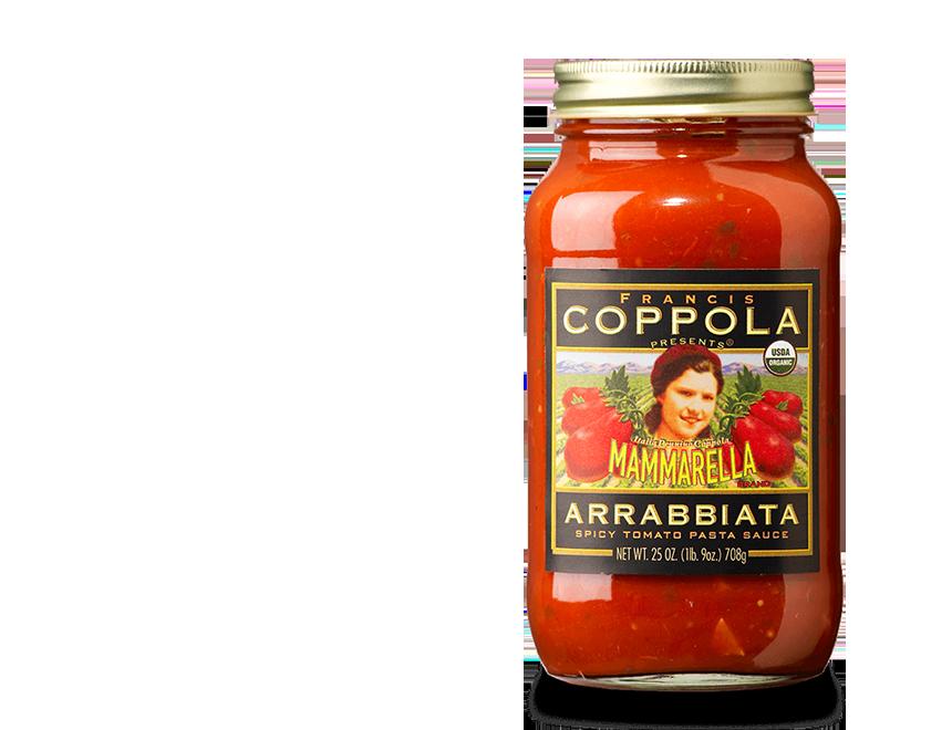 Mammarella Arrabbiata Sauce