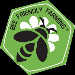 Bee Friendly Farming.